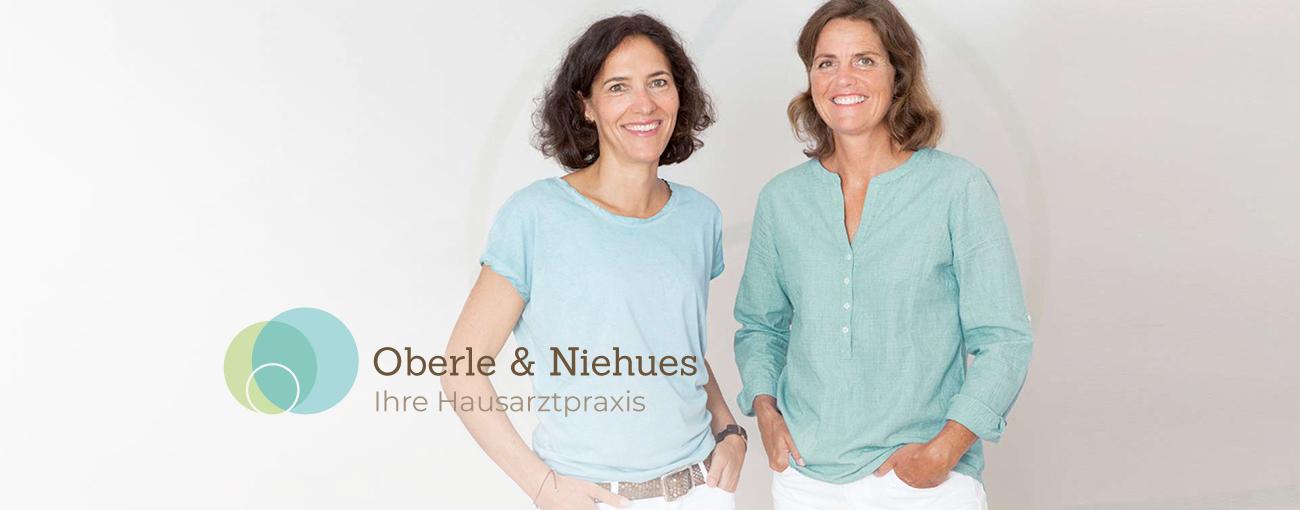 Hausarzt Düsseldorf - Angela Oberle und Dr. med. Almut Niehues